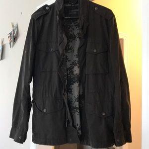 Men's Boutique Utility Jacket